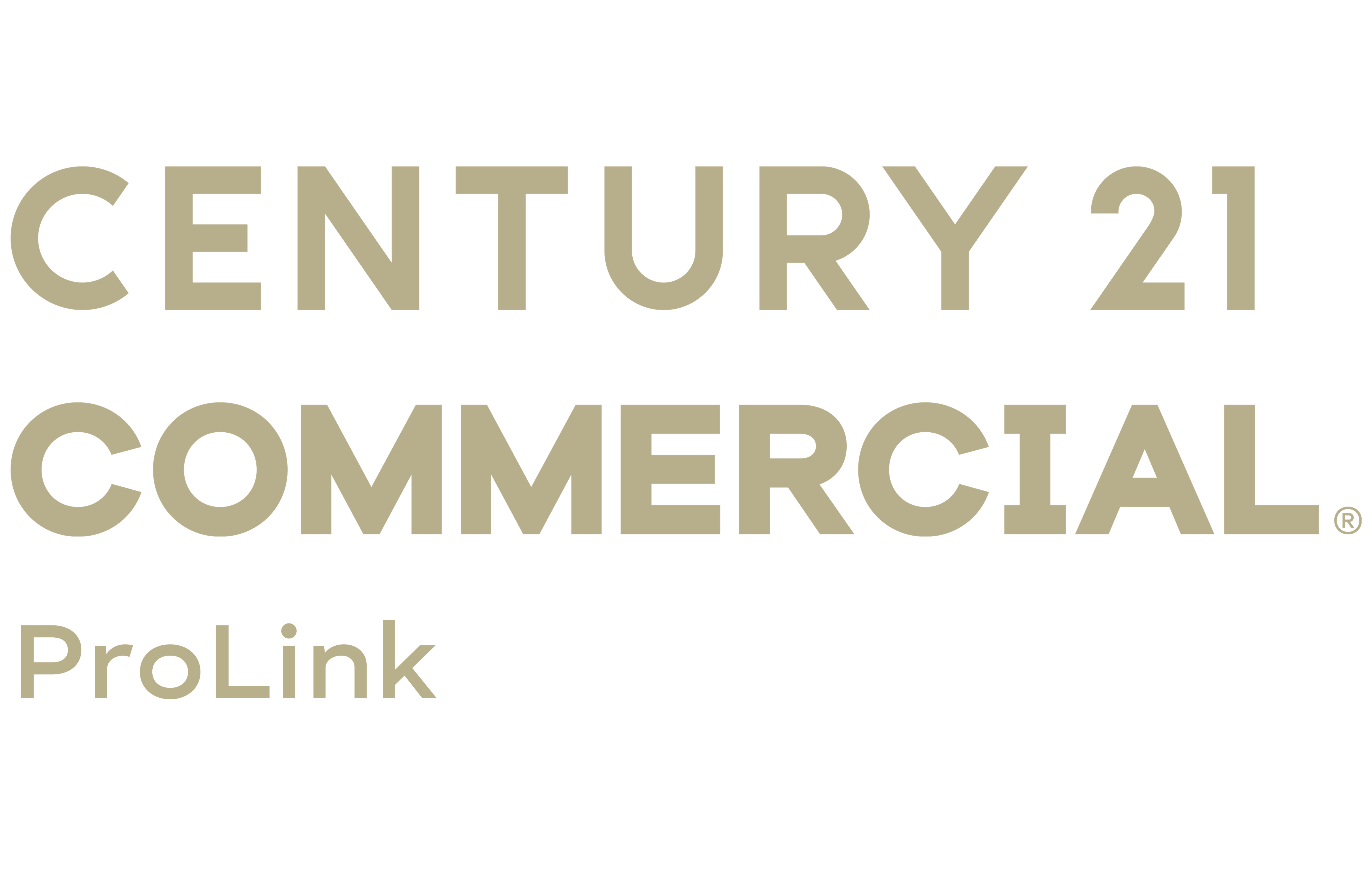 Jason Geary of CENTURY 21 ProLink logo