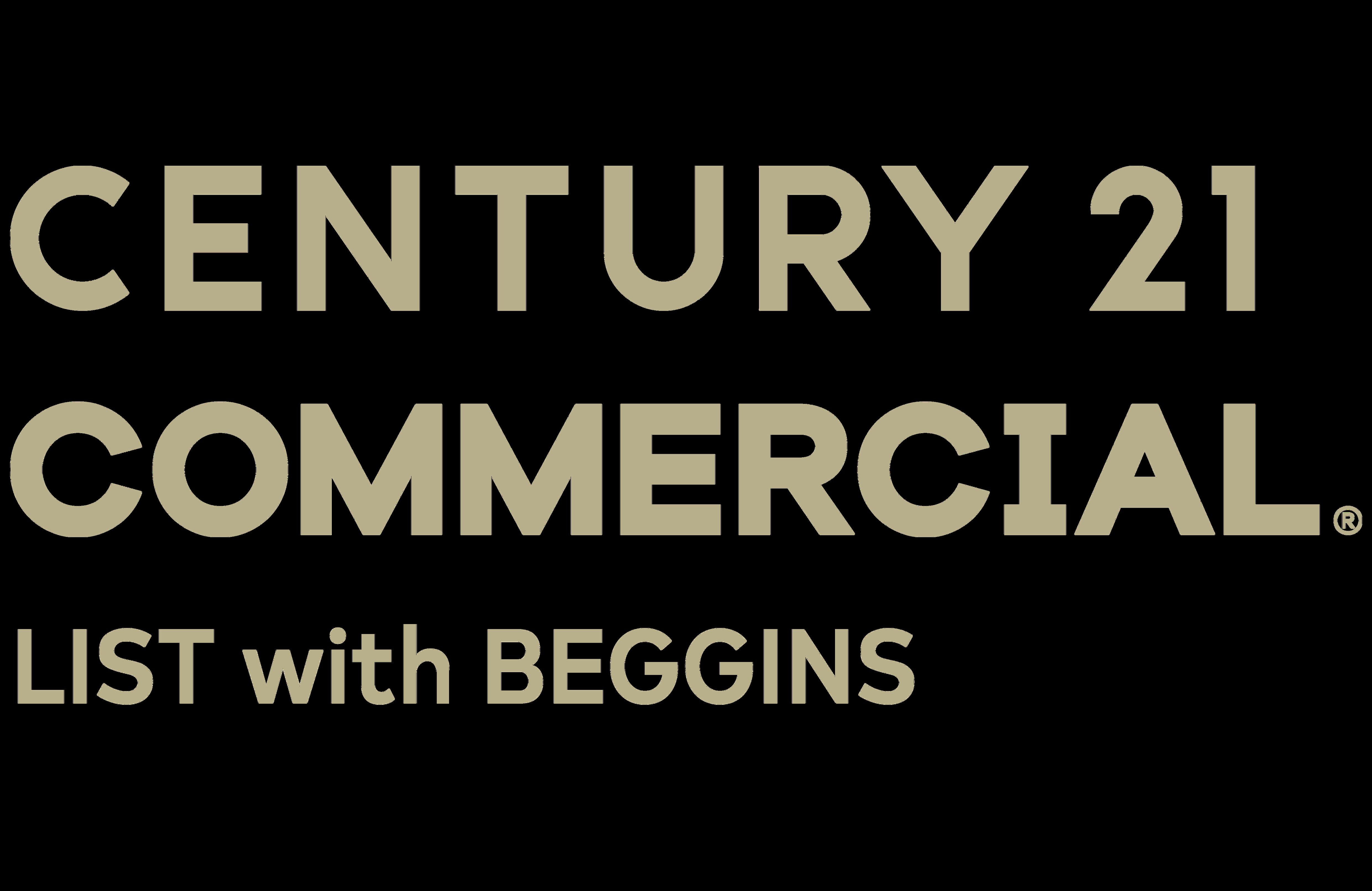 CENTURY 21 LIST with BEGGINS