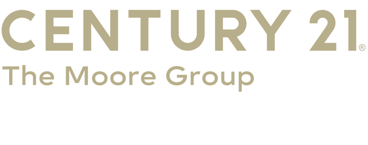 Tina Goddard of CENTURY 21 The Moore Group logo
