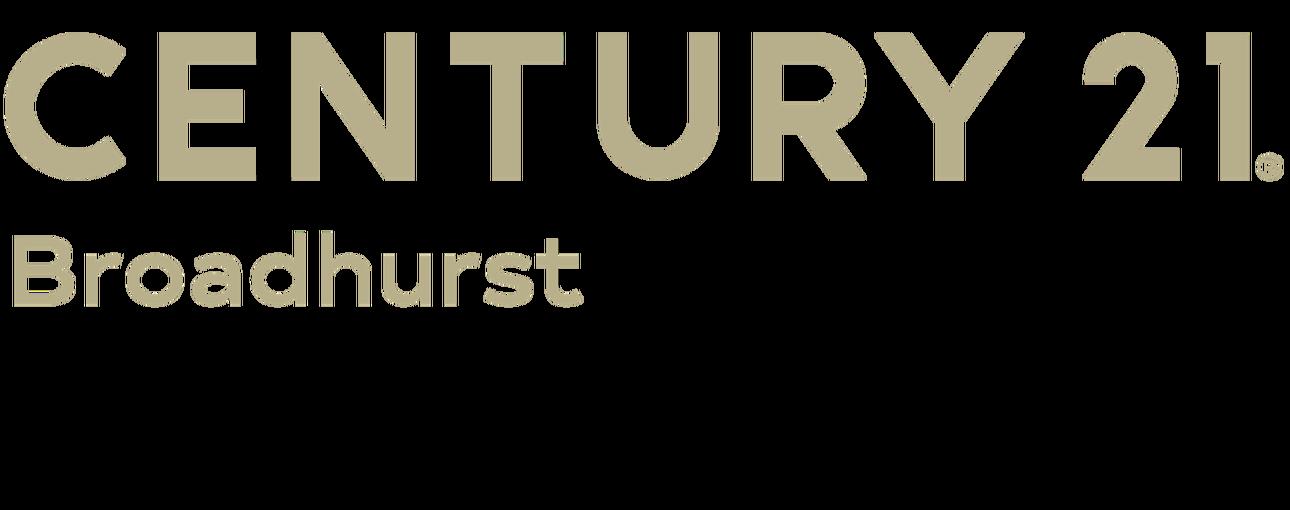 Marinela Demolli of CENTURY 21 Broadhurst logo