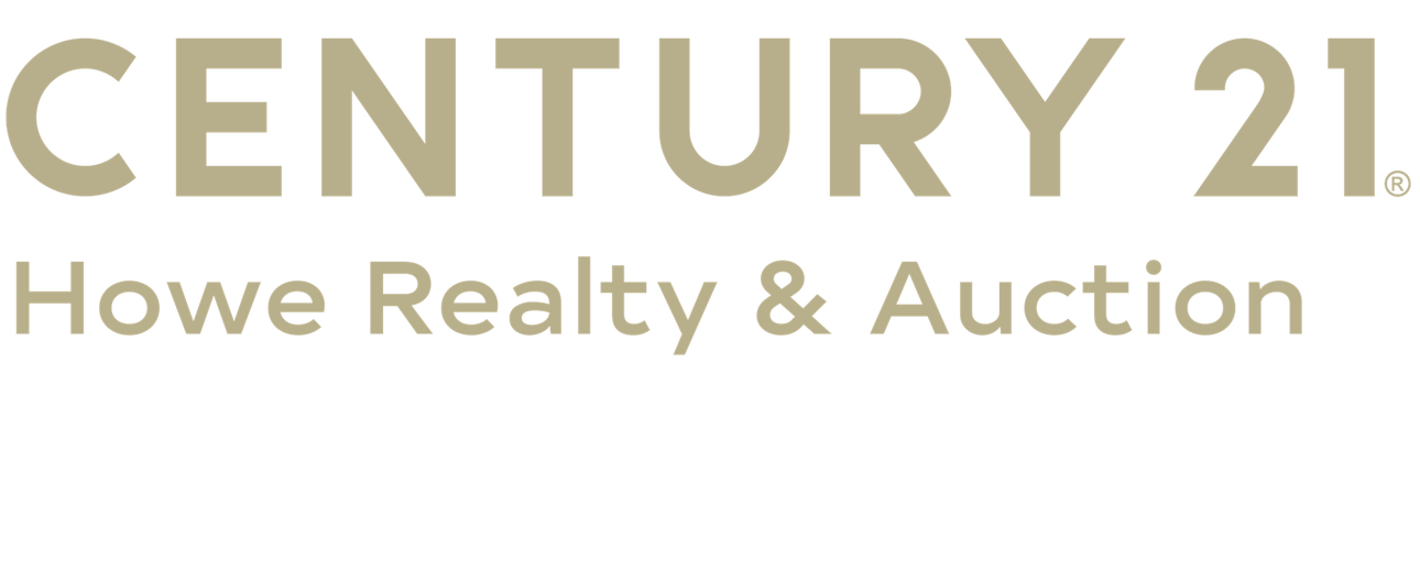 William E. Howe of CENTURY 21 Howe Realty & Auction logo