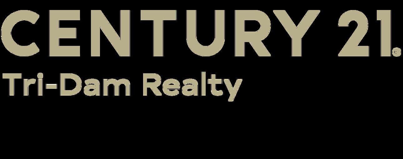 Cindy Thein-Pederson of CENTURY 21 Tri-Dam Realty logo