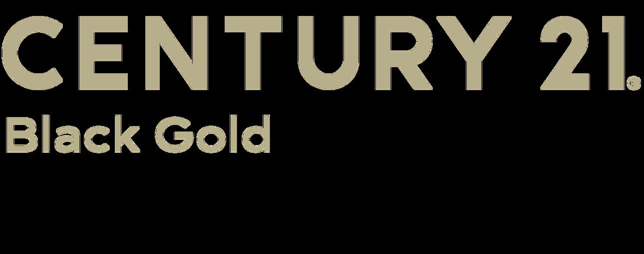 Emily Moore McCaw of CENTURY 21 Black Gold logo