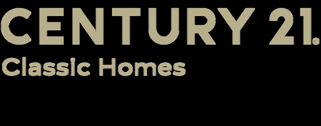 Gary Pruitt of CENTURY 21 Classic Homes logo