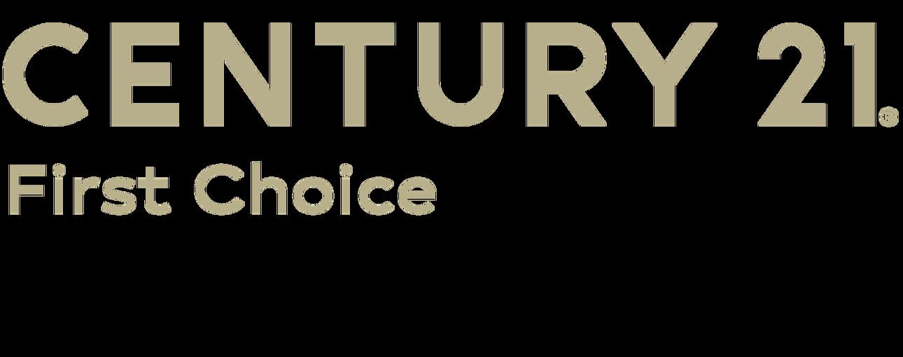 Larry Born of CENTURY 21 First Choice logo