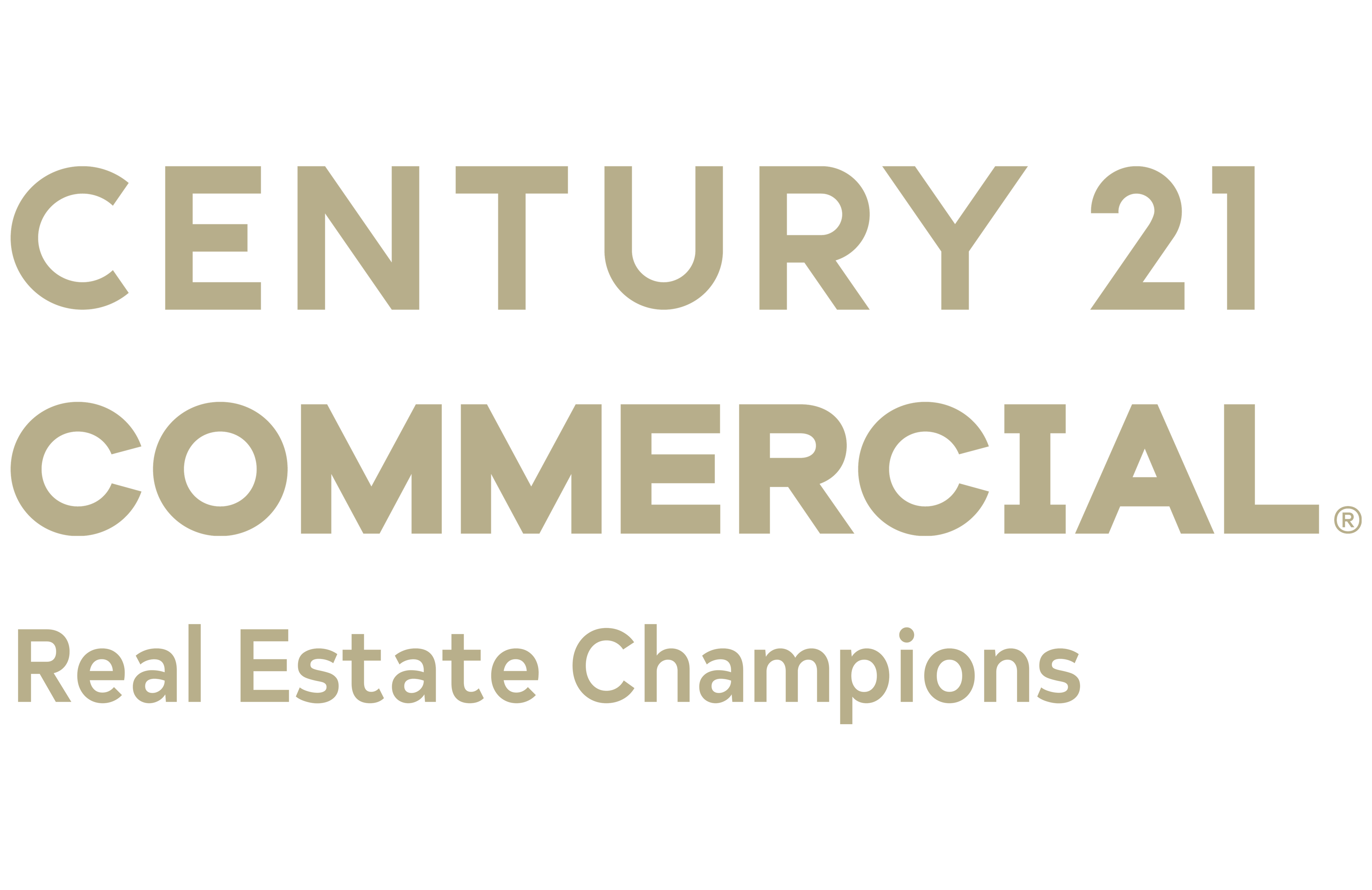 Earl Barrett of CENTURY 21 Real Estate Champions logo