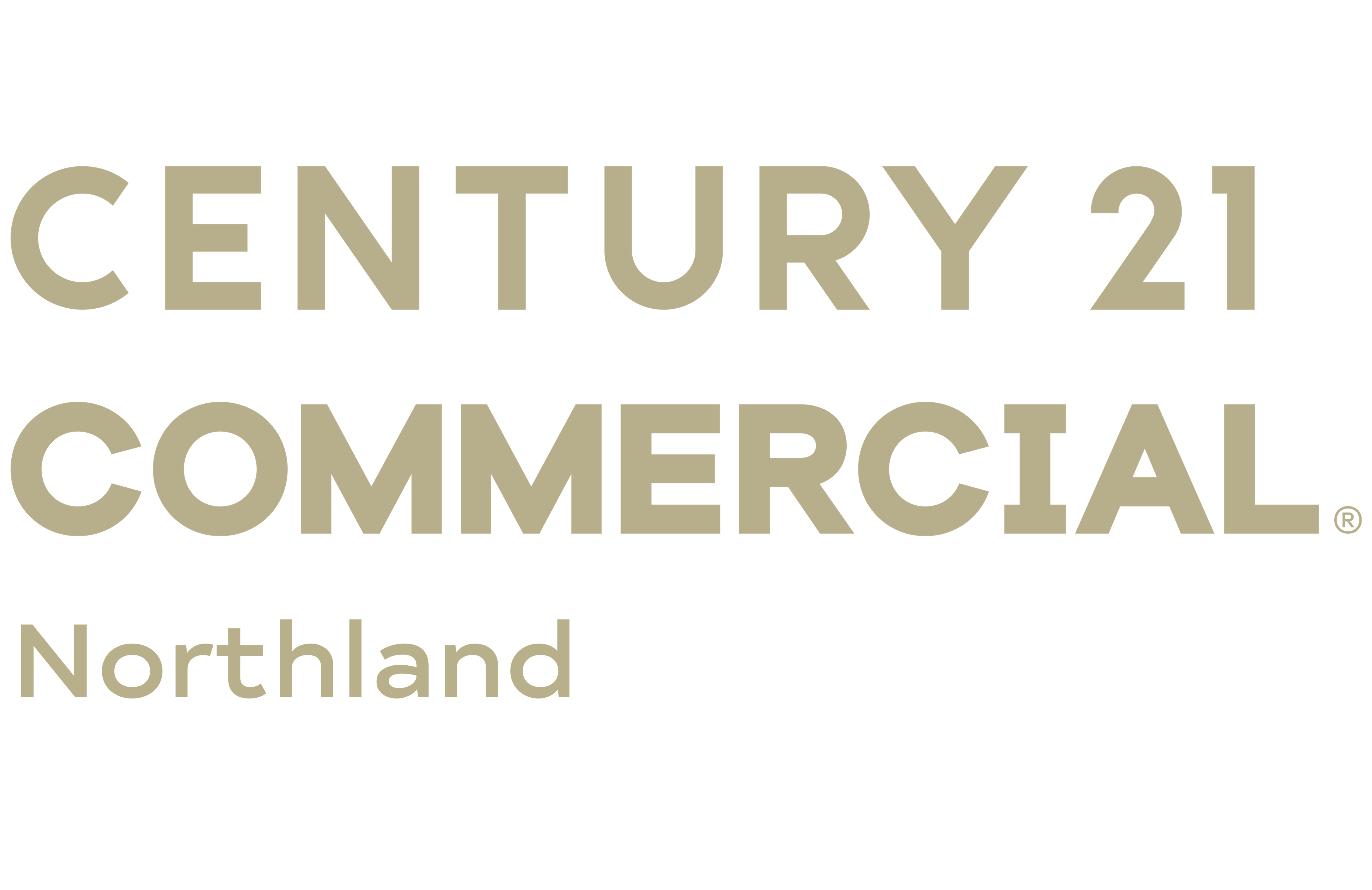 Matt Geib of CENTURY 21 Northland logo