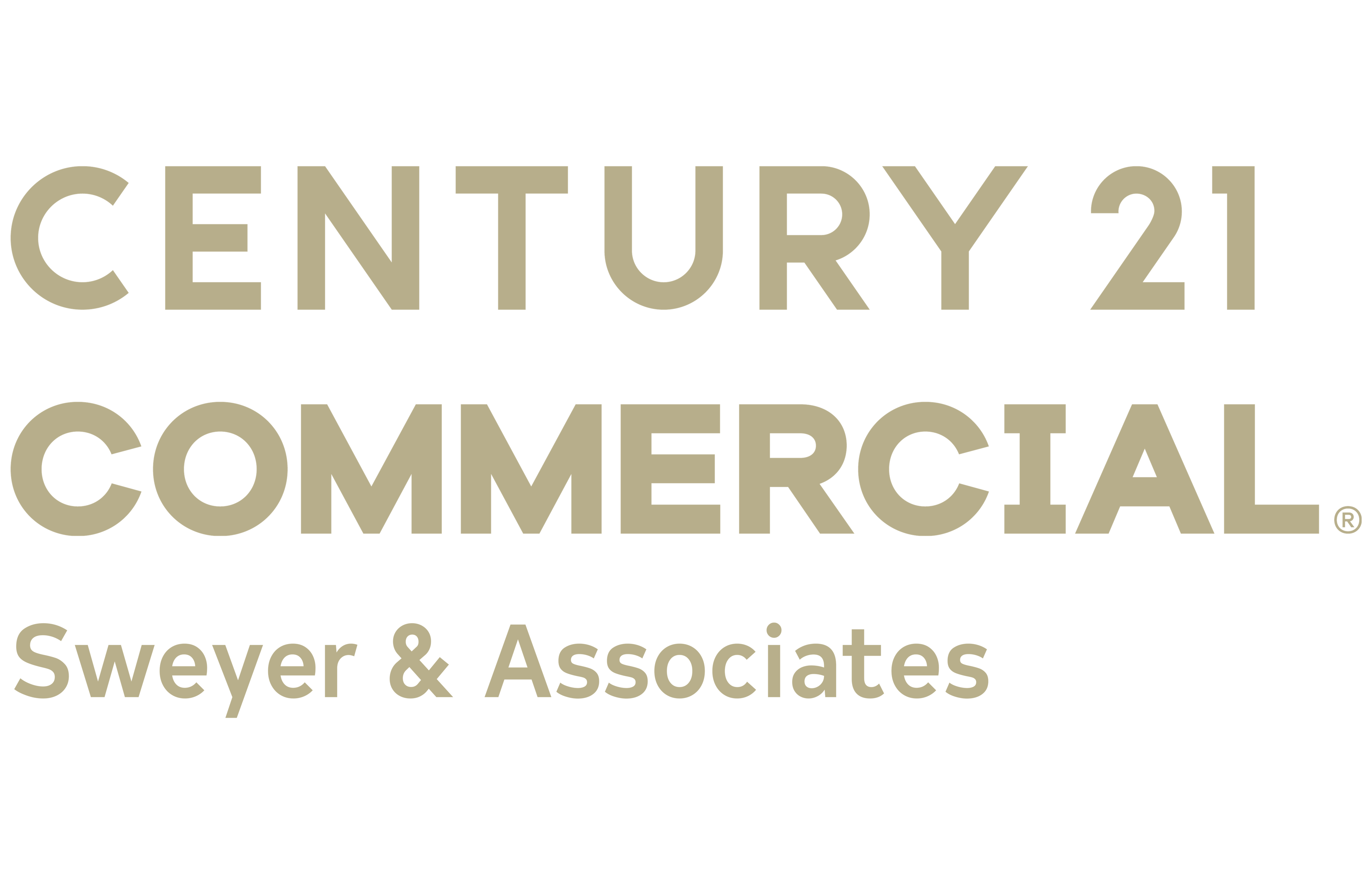 Julie Thomas of CENTURY 21 Sweyer & Associates logo