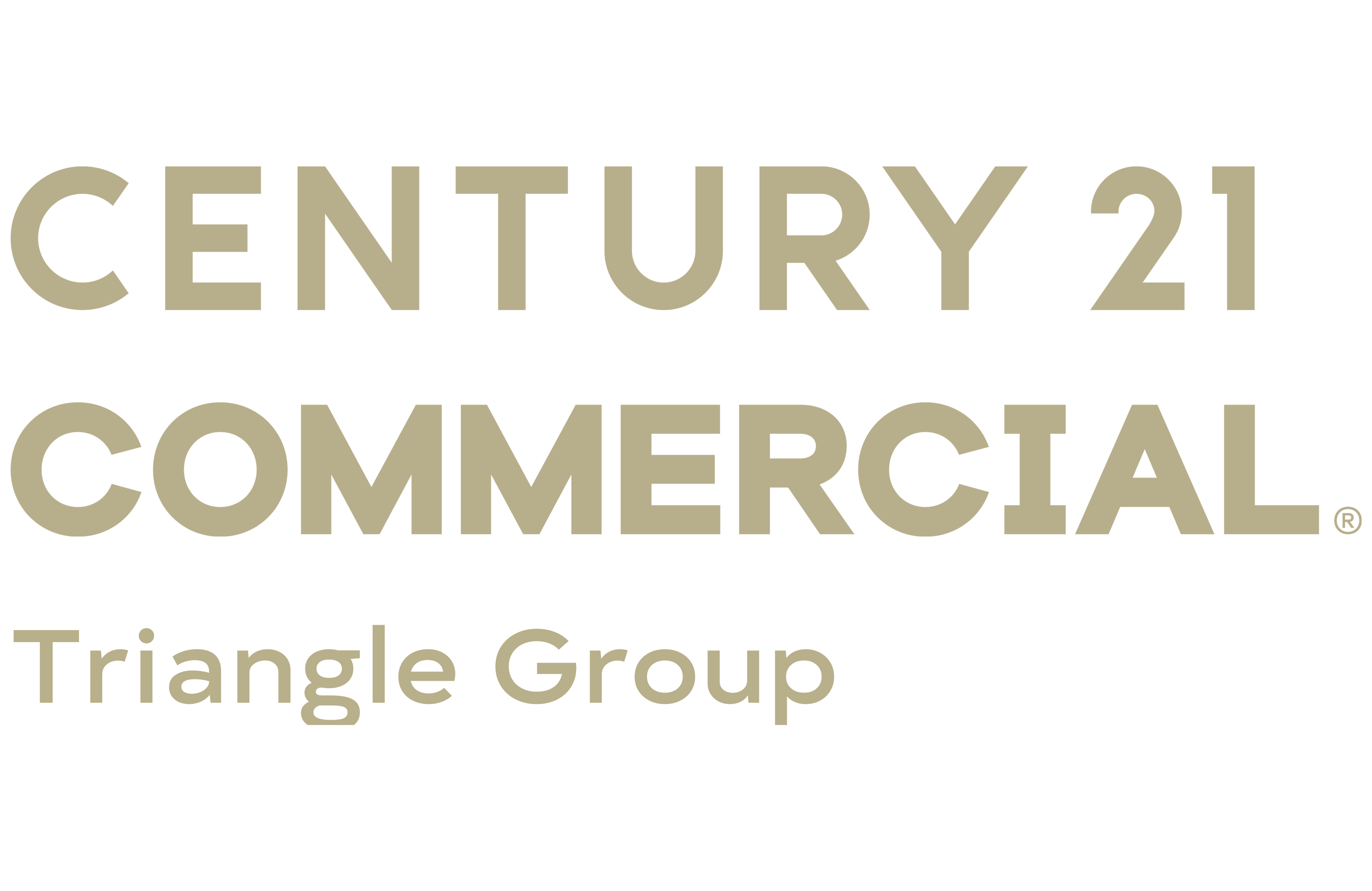 Paul Smith of CENTURY 21 Triangle Group logo