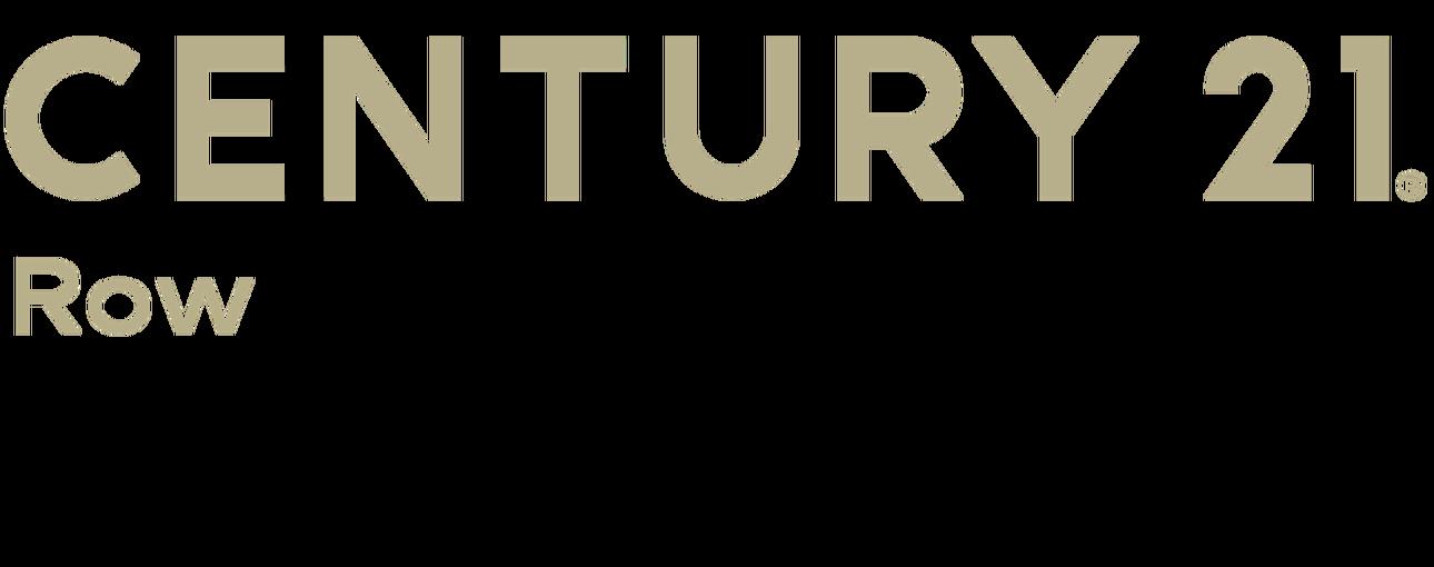 CAROLINA DRURY of CENTURY 21 Row logo