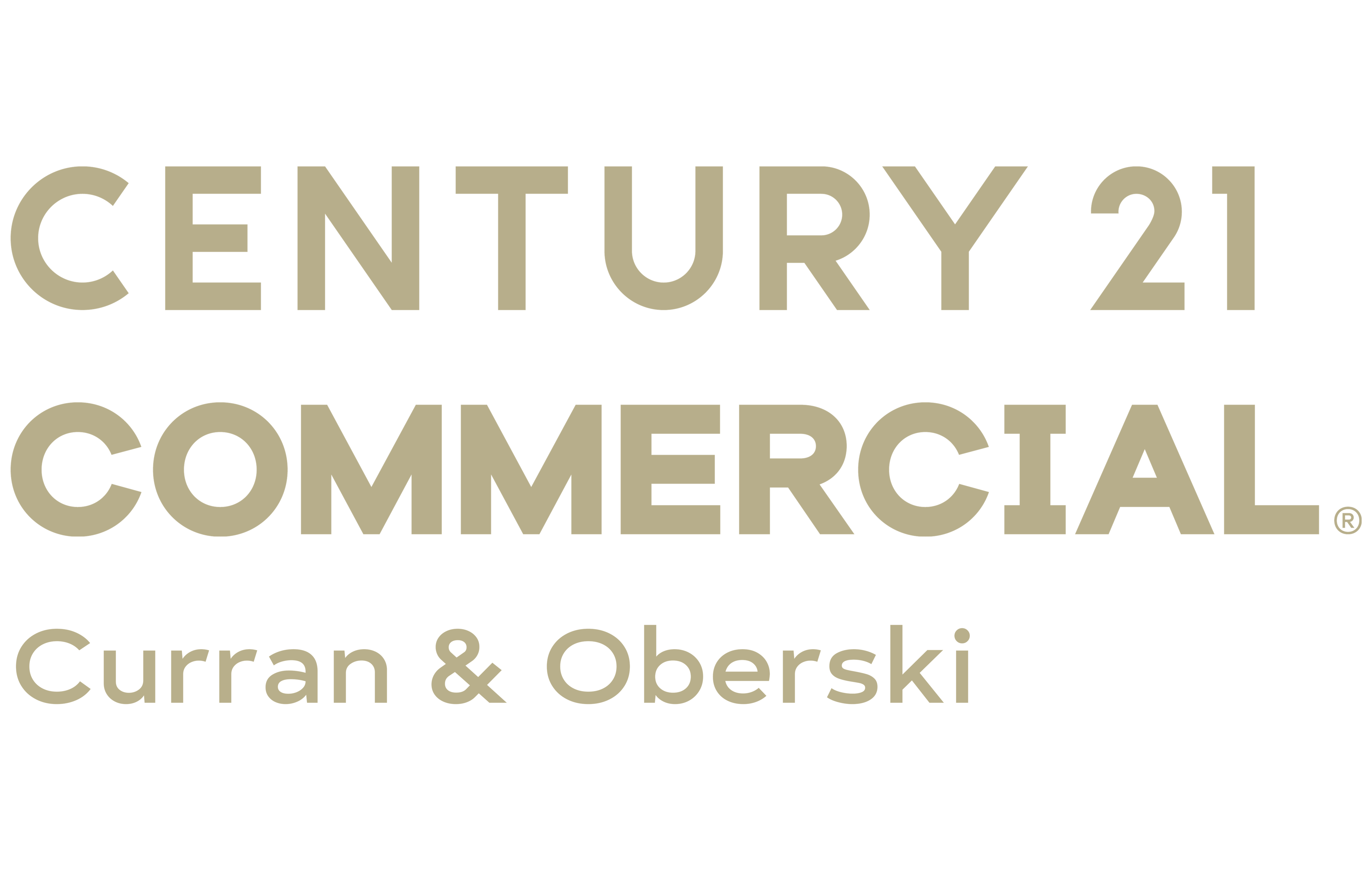 Ali Charara Team of CENTURY 21 Curran & Oberski logo