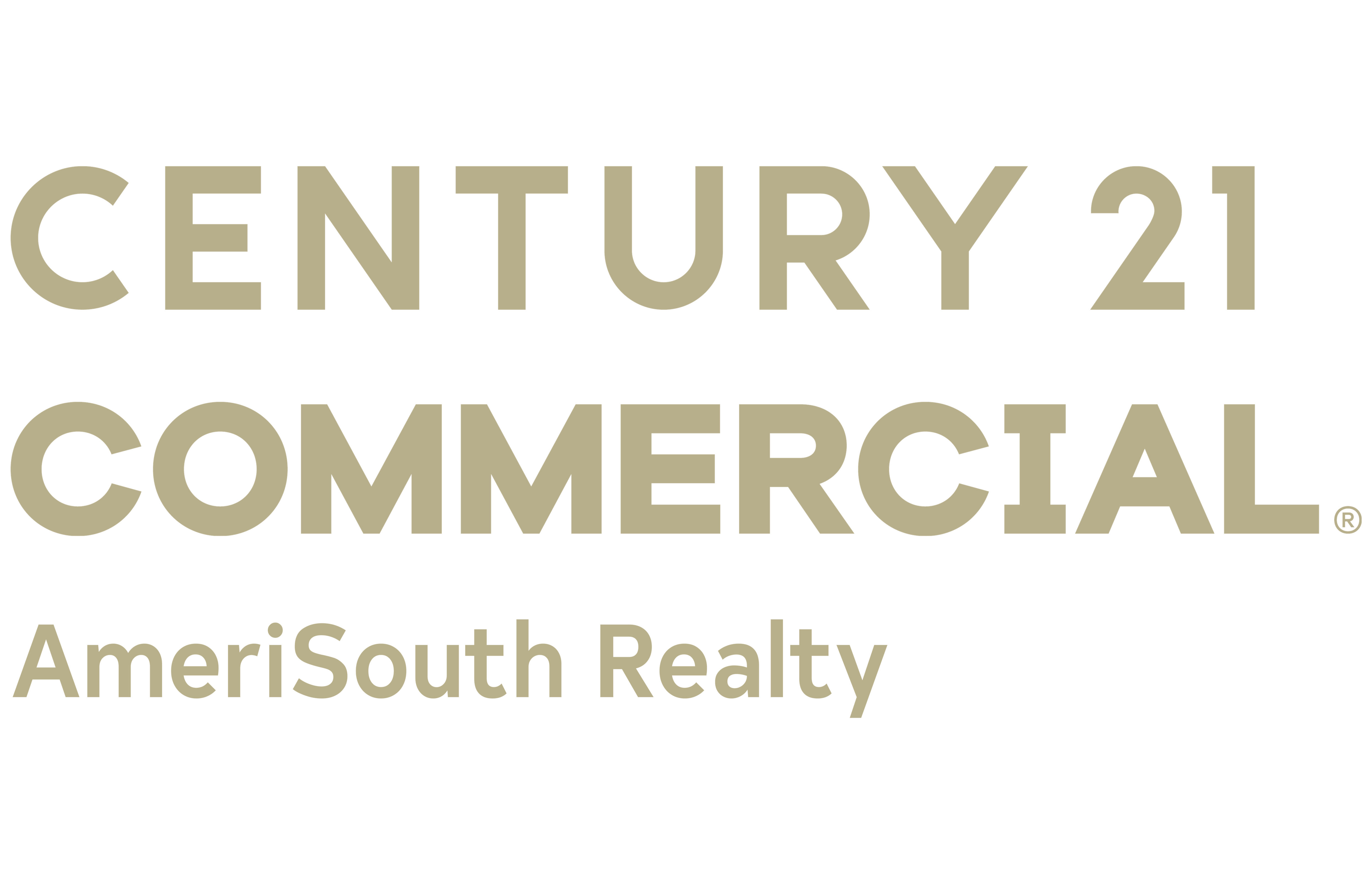 CENTURY 21 AmeriSouth Realty