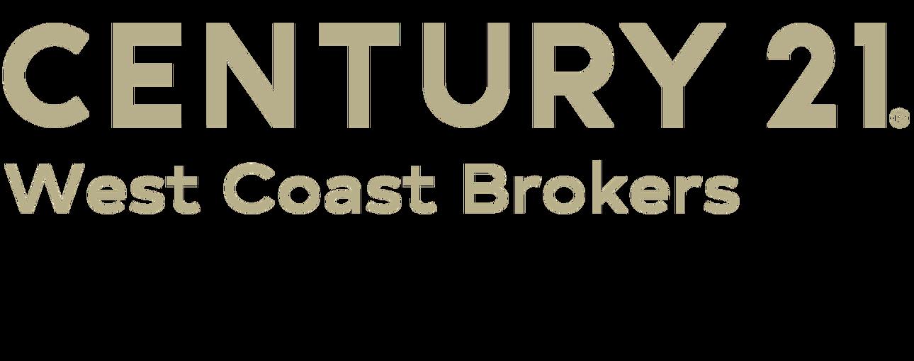 CENTURY 21 West Coast Brokers