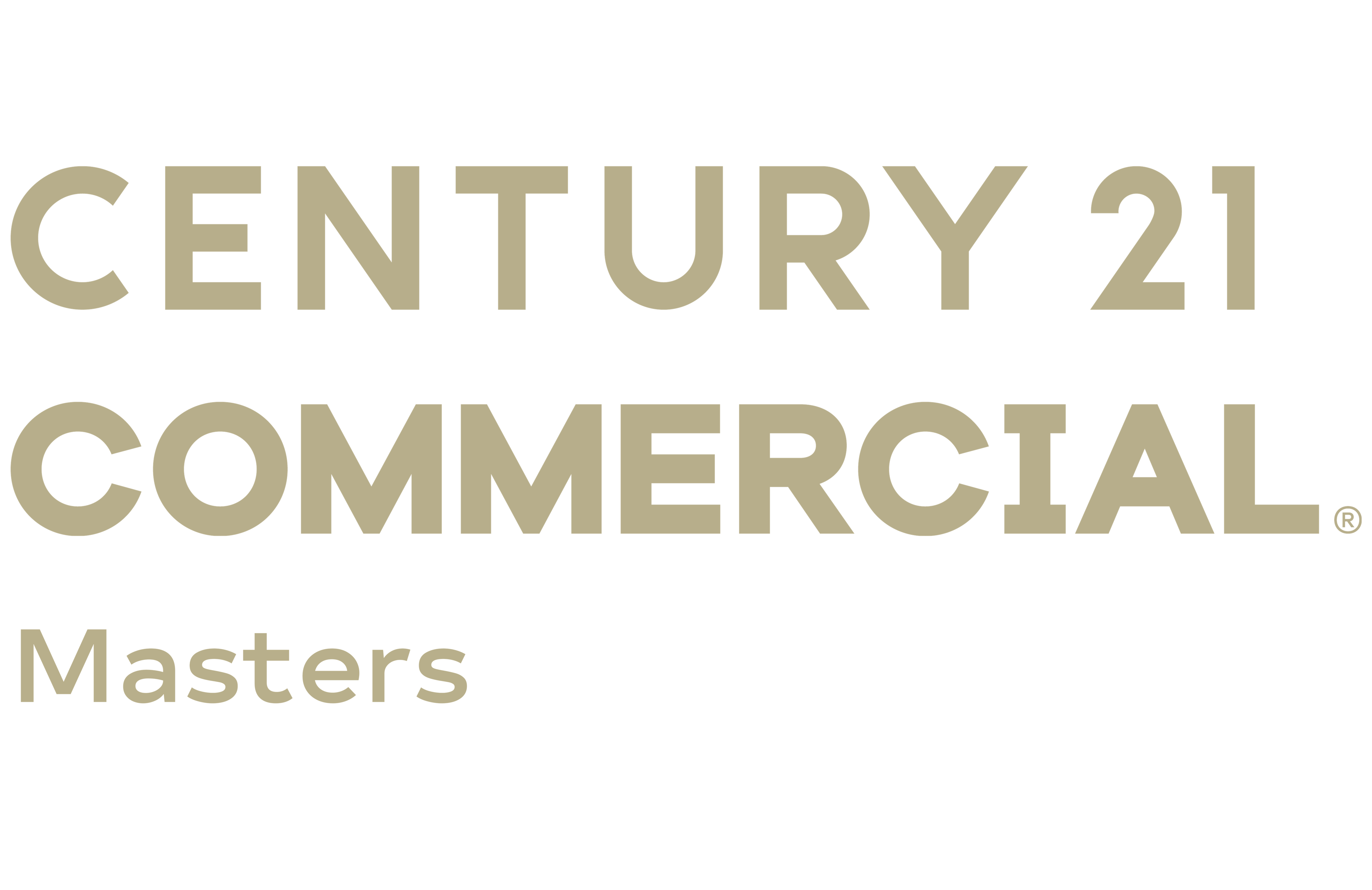Shawn Luong of CENTURY 21 Masters logo