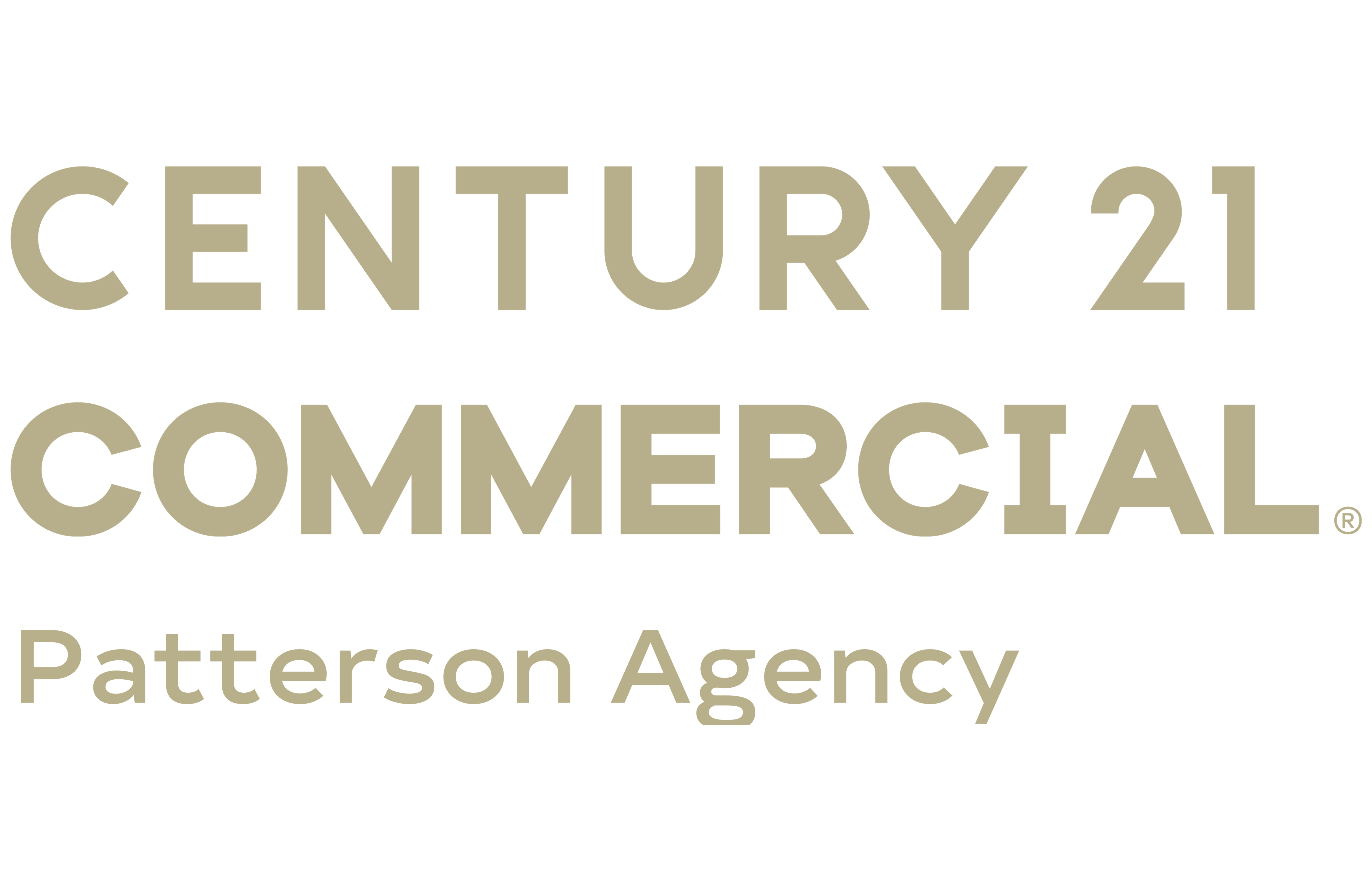 Jeremy Dicken of CENTURY 21 Patterson Agency logo