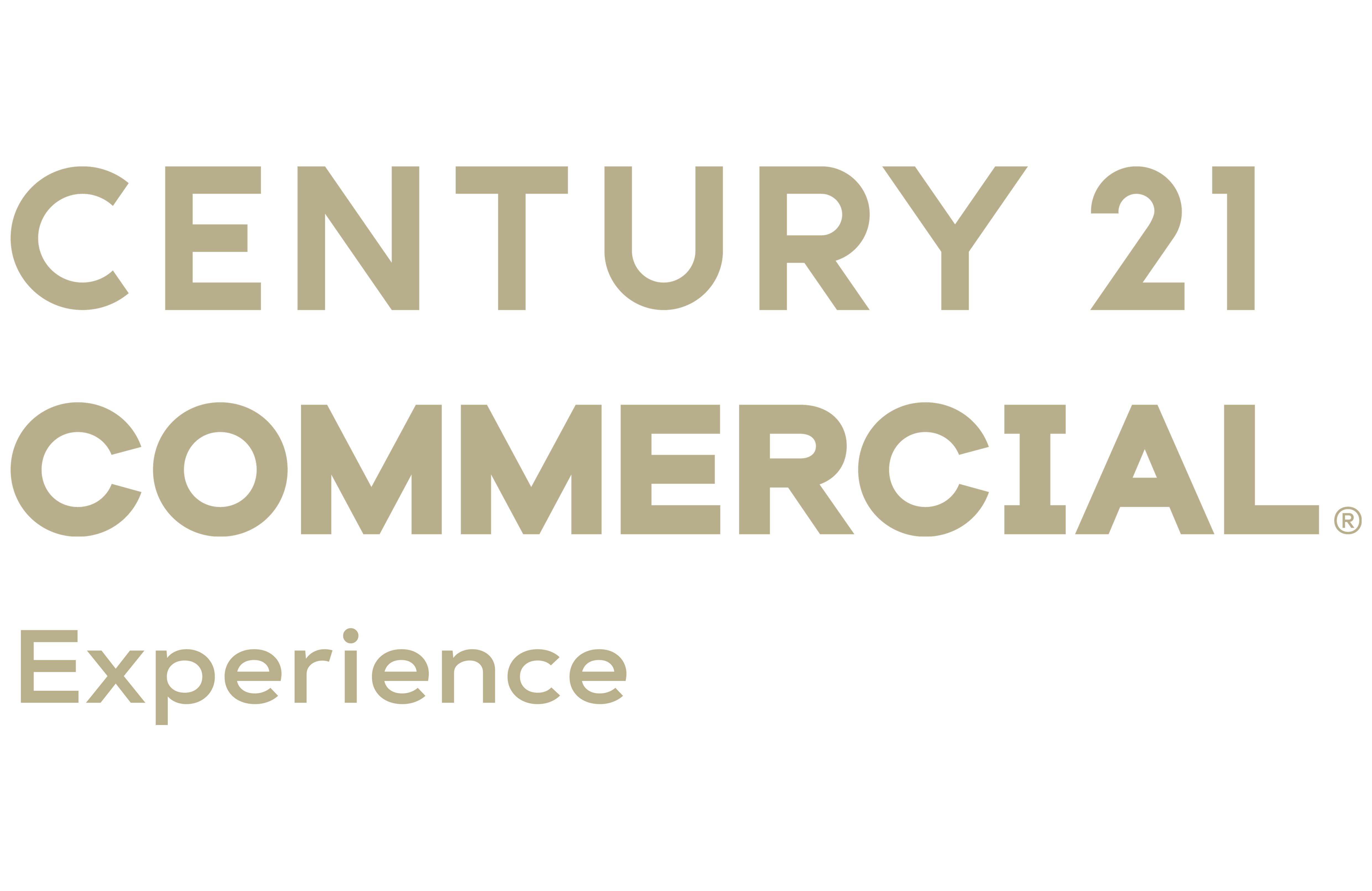 Roger Carrillo of CENTURY 21 Experience logo