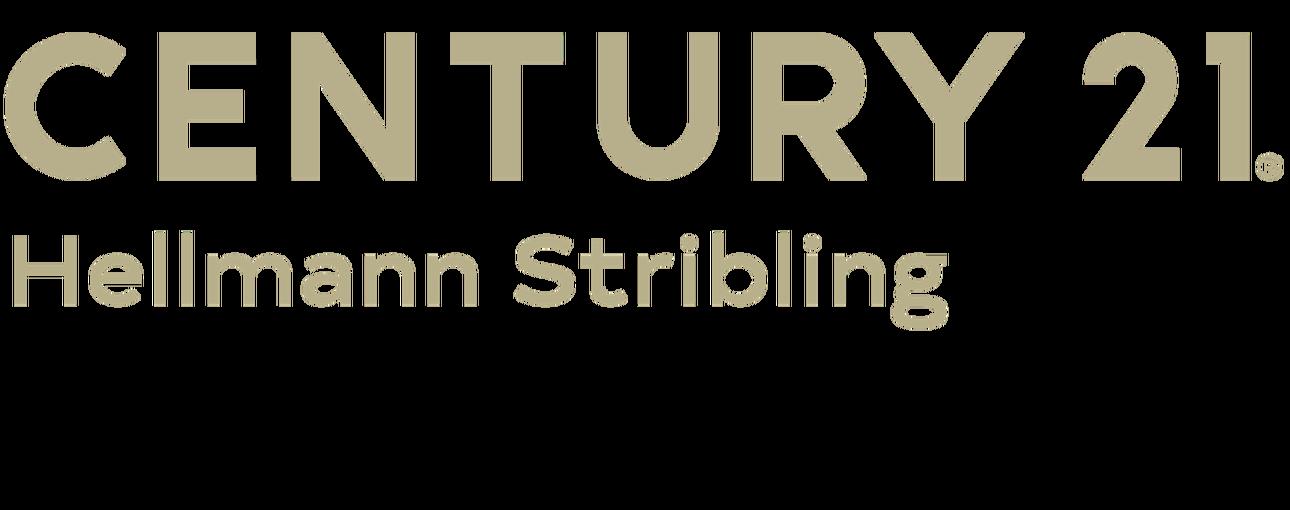 John Steele of CENTURY 21 Hellmann Stribling logo