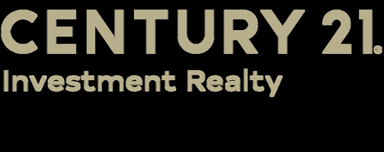 Jeff Breland of CENTURY 21 Investment Realty logo