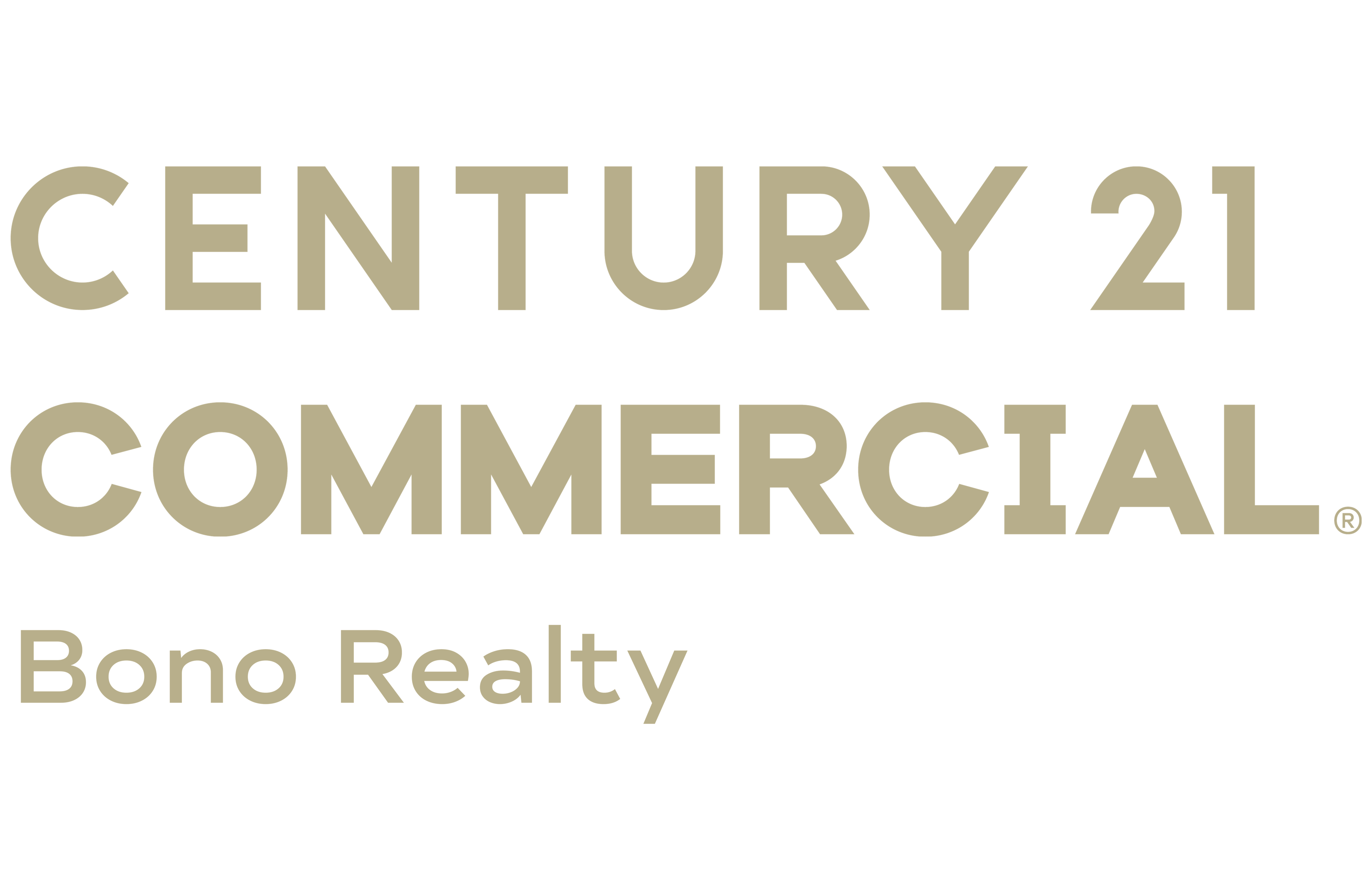 Mike D Bono of CENTURY 21 Bono Realty logo