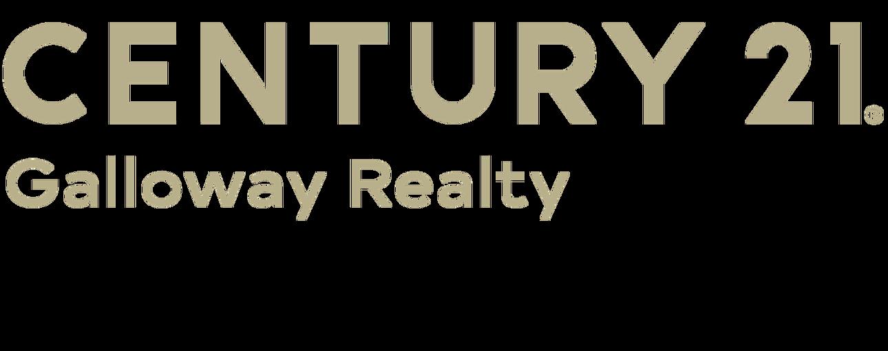 Marilyn Boyzuick of CENTURY 21 Galloway Realty logo
