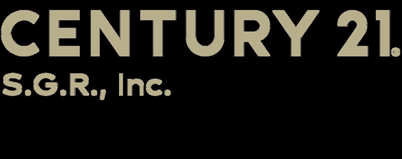 Armando Chacon of CENTURY 21 S.G.R., Inc. logo