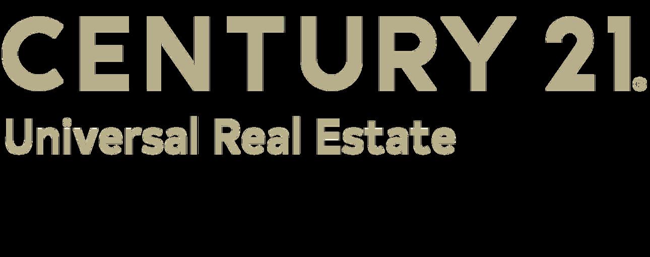 Ron Alvarez of CENTURY 21 Universal Real Estate logo