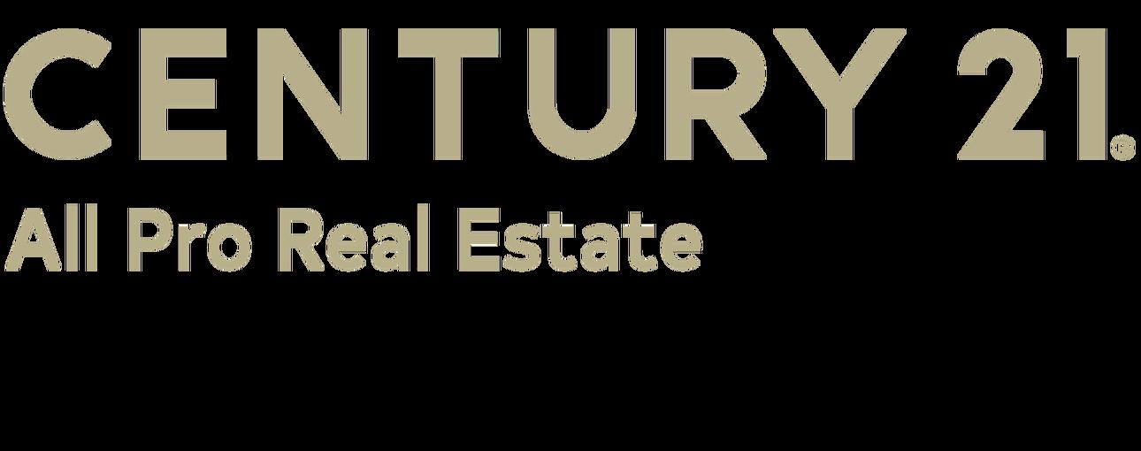 CENTURY 21 All Pro Real Estate