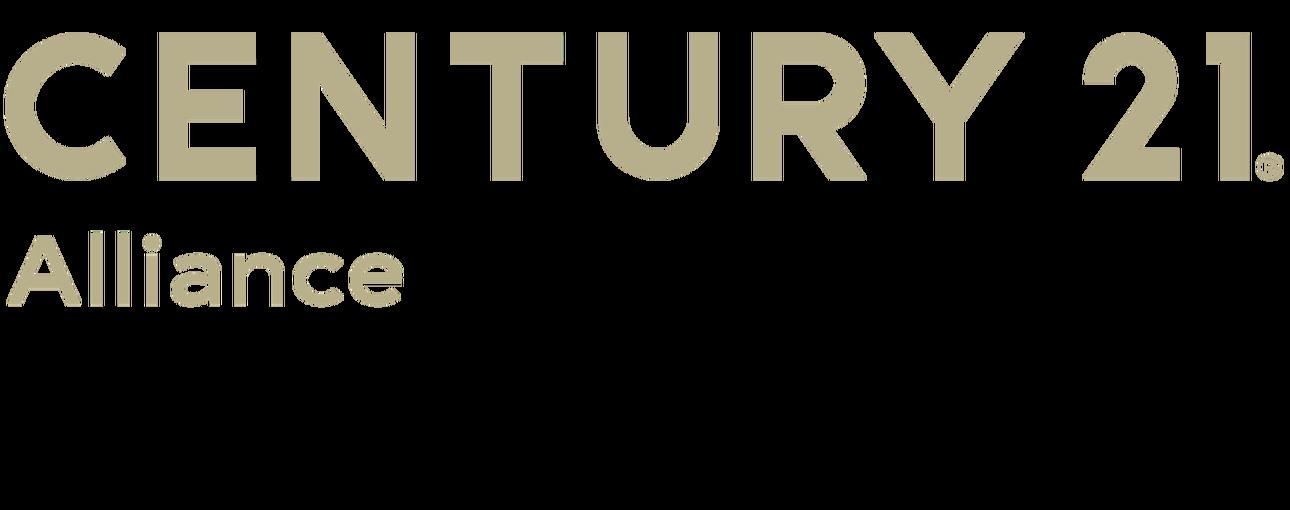Patrick Kasenenko of CENTURY 21 Alliance logo