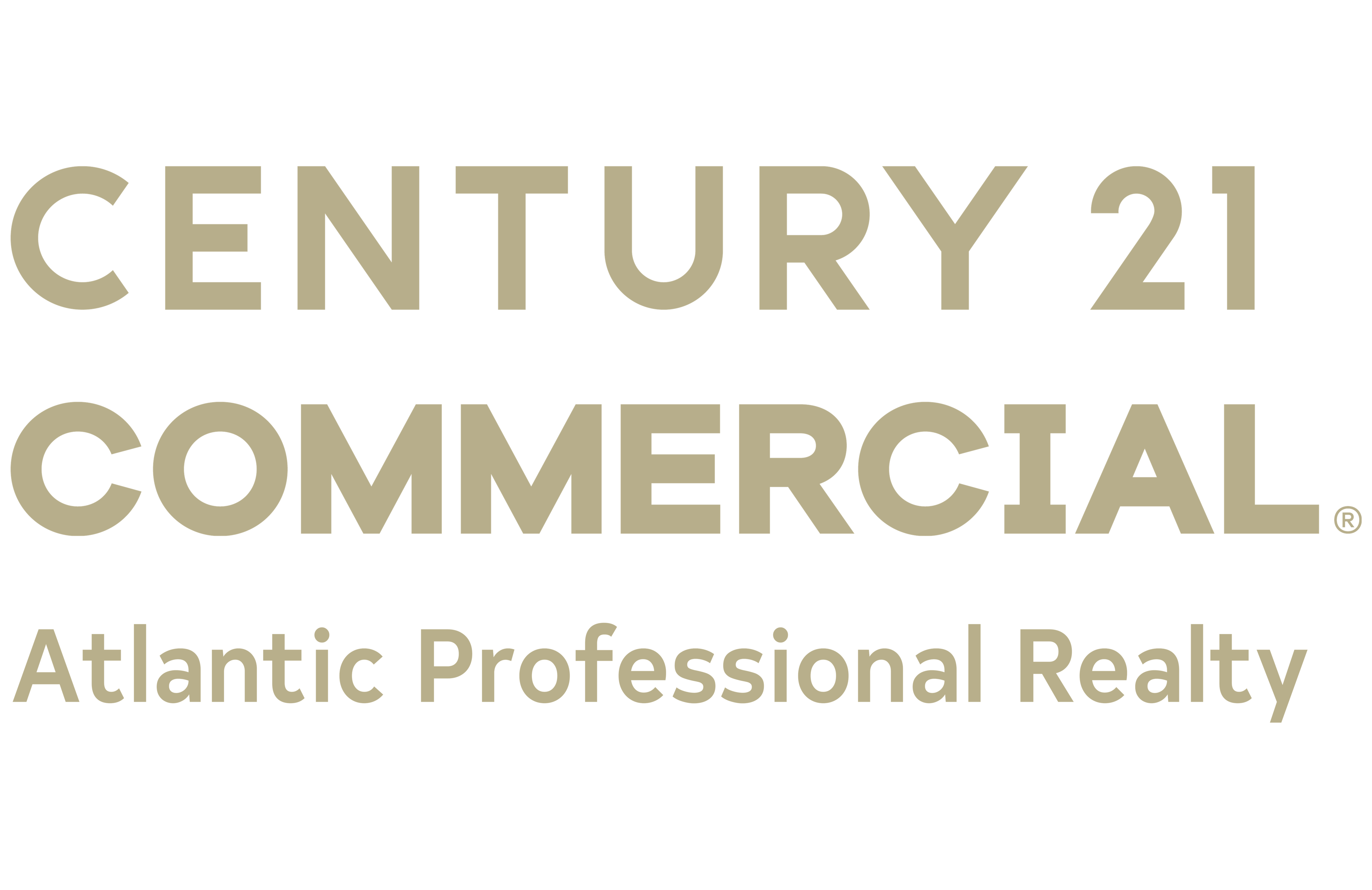 Russell Banks of CENTURY 21 Atlantic Professional Realty logo