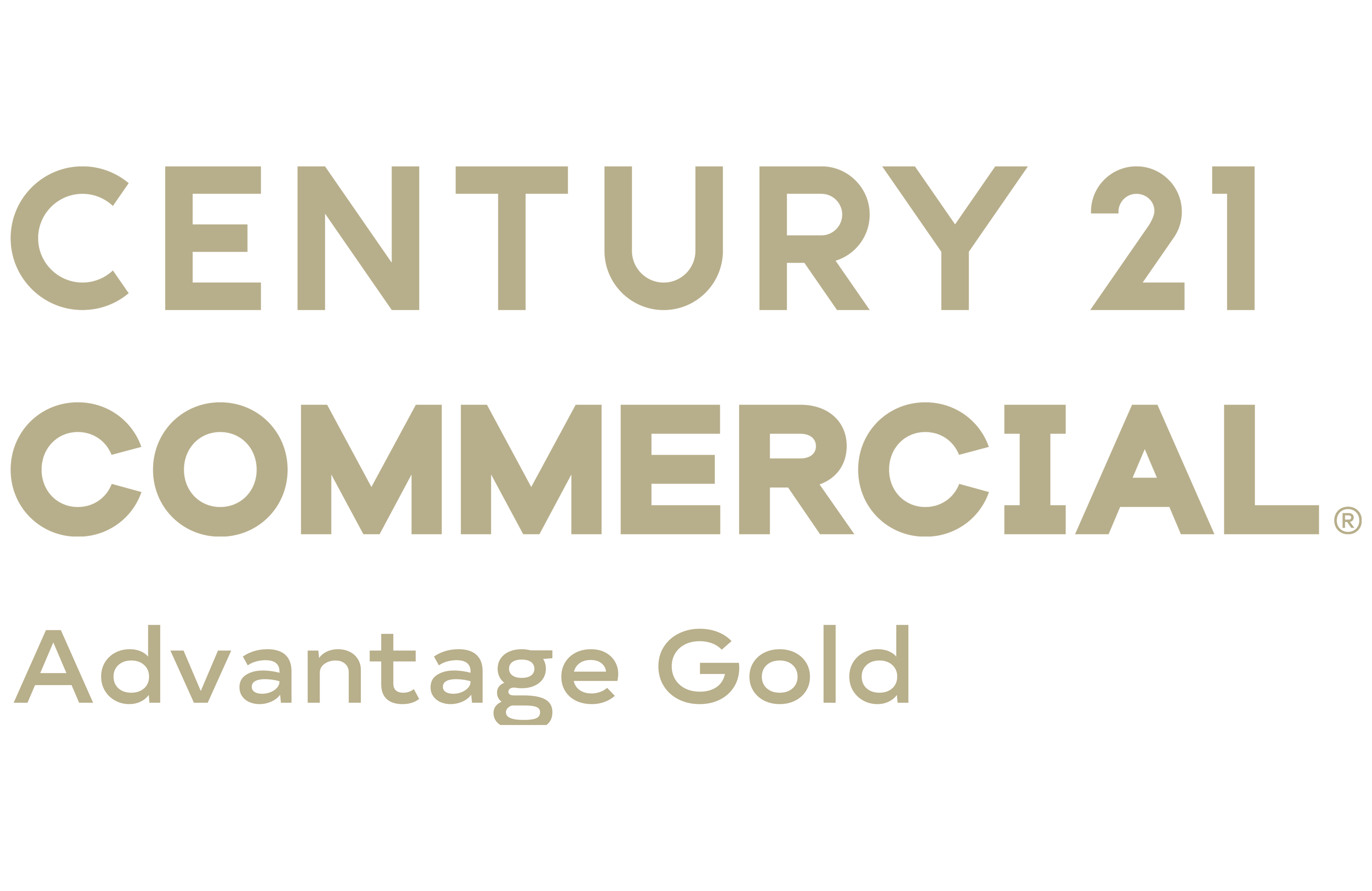 Thomas Nevrotski of CENTURY 21 Advantage Gold logo