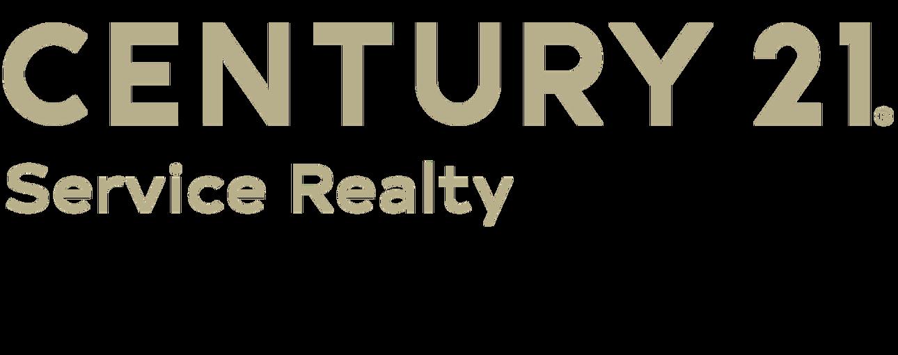 Angie Bogard of CENTURY 21 Service Realty logo