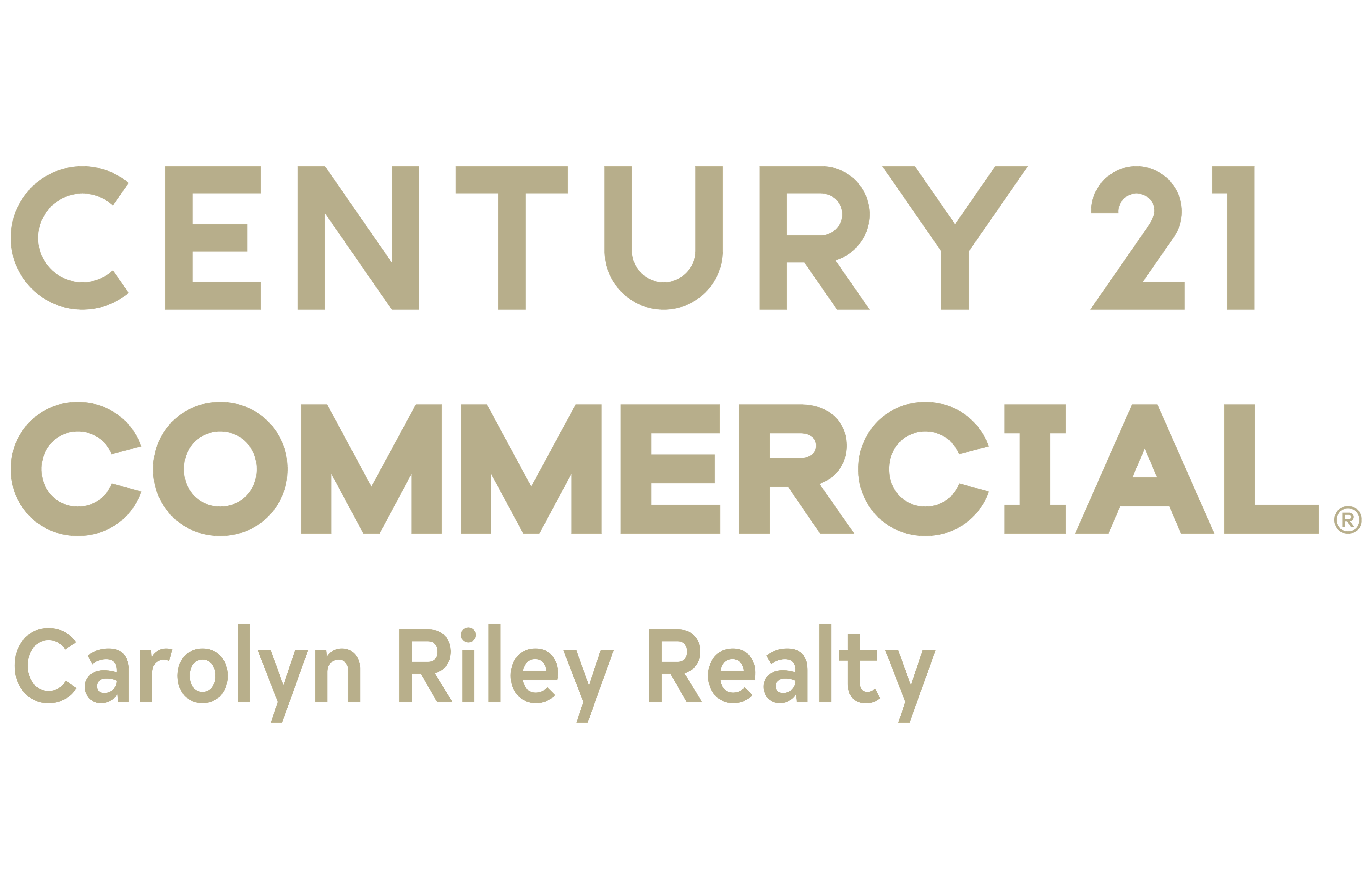 Patrick Riley of CENTURY 21 Carolyn Riley Realty logo
