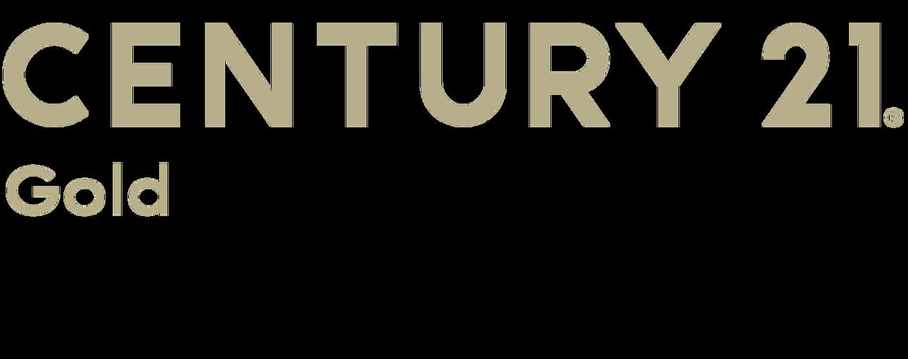 Gilbert Carbon of CENTURY 21 Gold logo