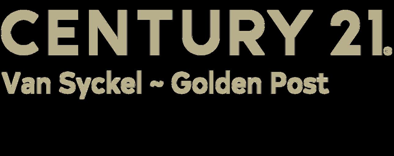 Anna Siemienczuk of CENTURY 21 Van Syckel ~ Golden Post logo