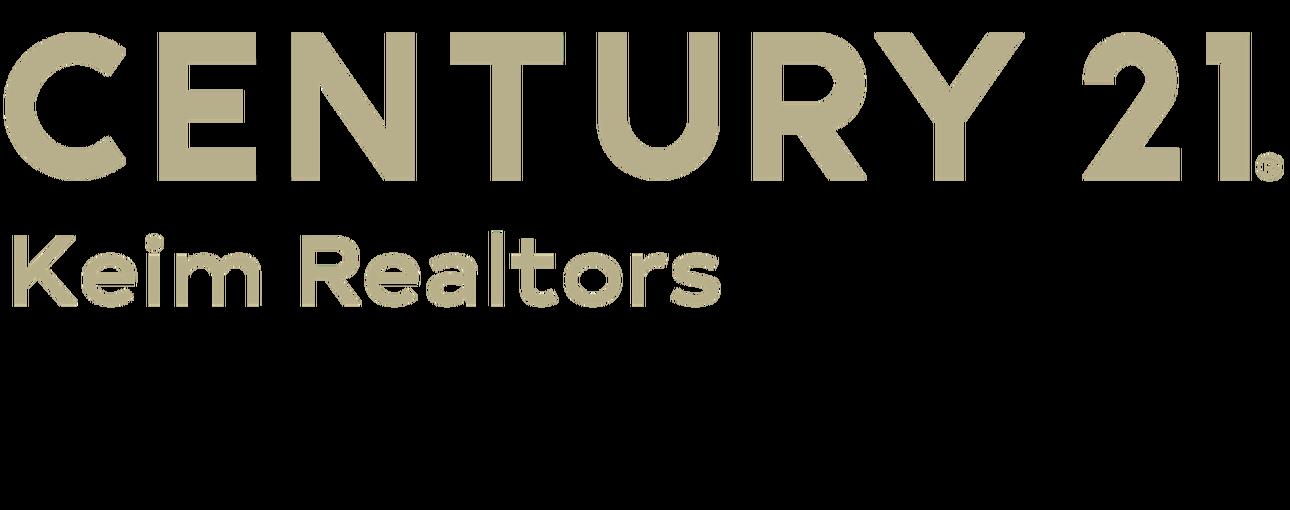 Wasyl Onulack Jr of CENTURY 21 Keim Realtors logo