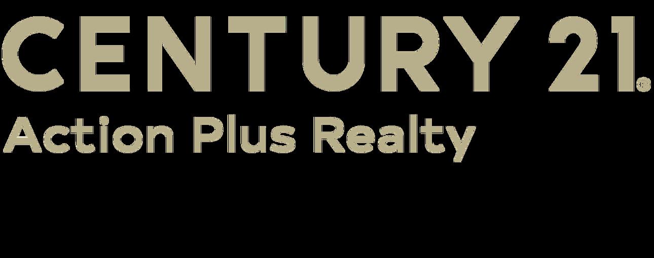 Joan Velardi of CENTURY 21 Action Plus Realty logo