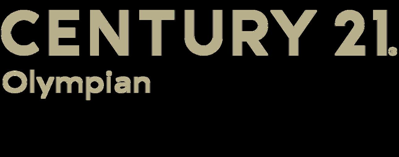Jack Williams of CENTURY 21 Olympian logo