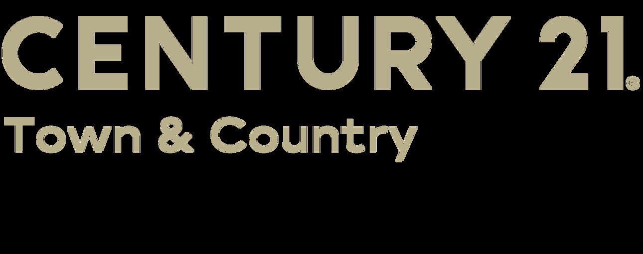 Jinny Yun of CENTURY 21 Town & Country logo