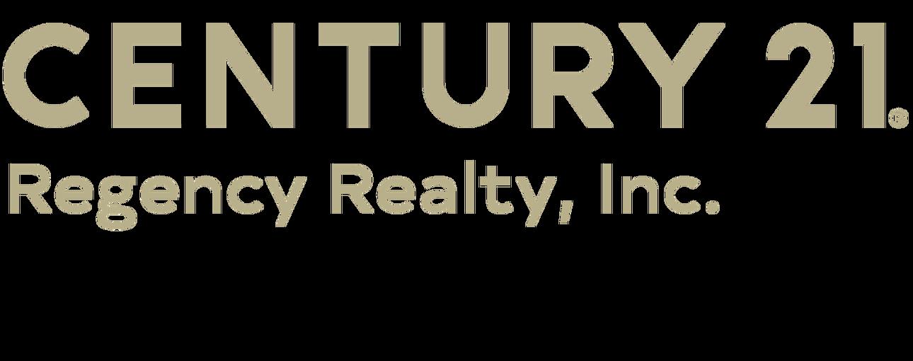 JAN SAWYER of CENTURY 21 Regency Realty, Inc. logo