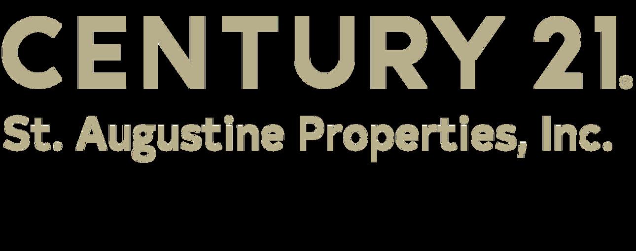 Jerry Folckemer of CENTURY 21 St. Augustine Properties, Inc. logo