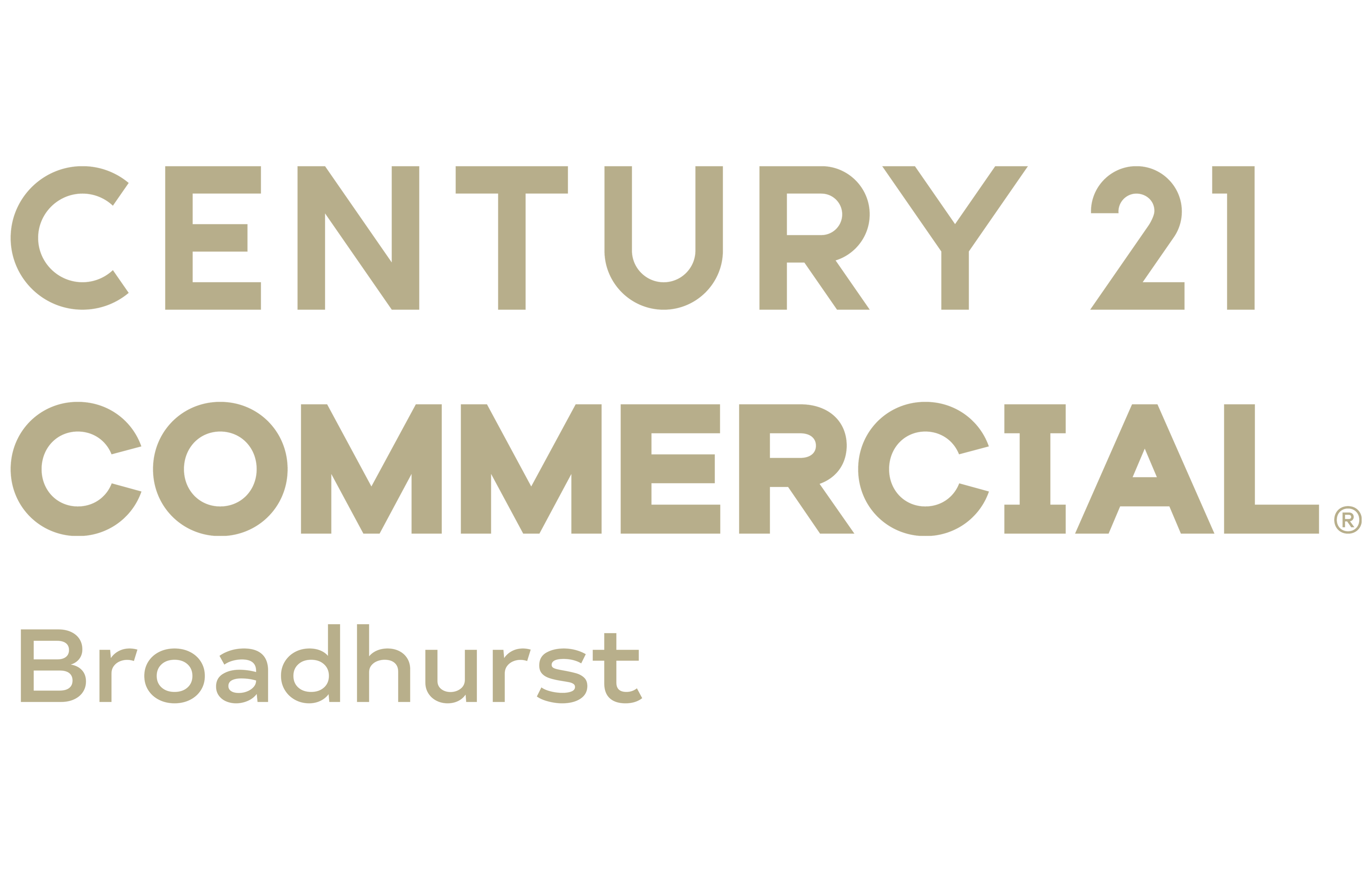 Gregg Smith of CENTURY 21 Broadhurst logo