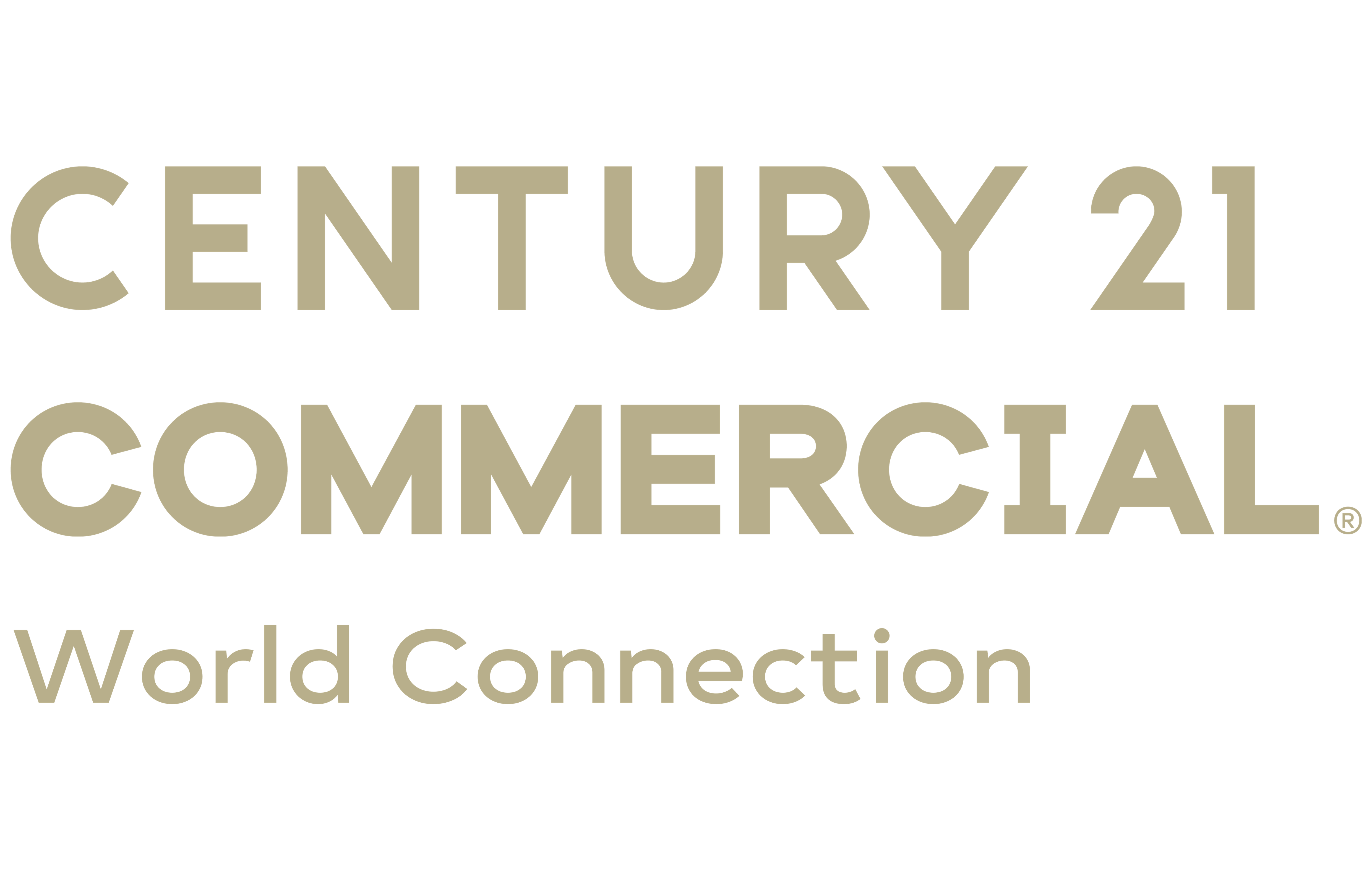 Marilyn Castillo Potts of CENTURY 21 World Connection logo