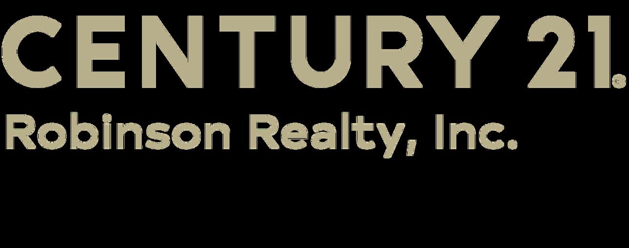 Jona Garrett of CENTURY 21 Robinson Realty, Inc. logo