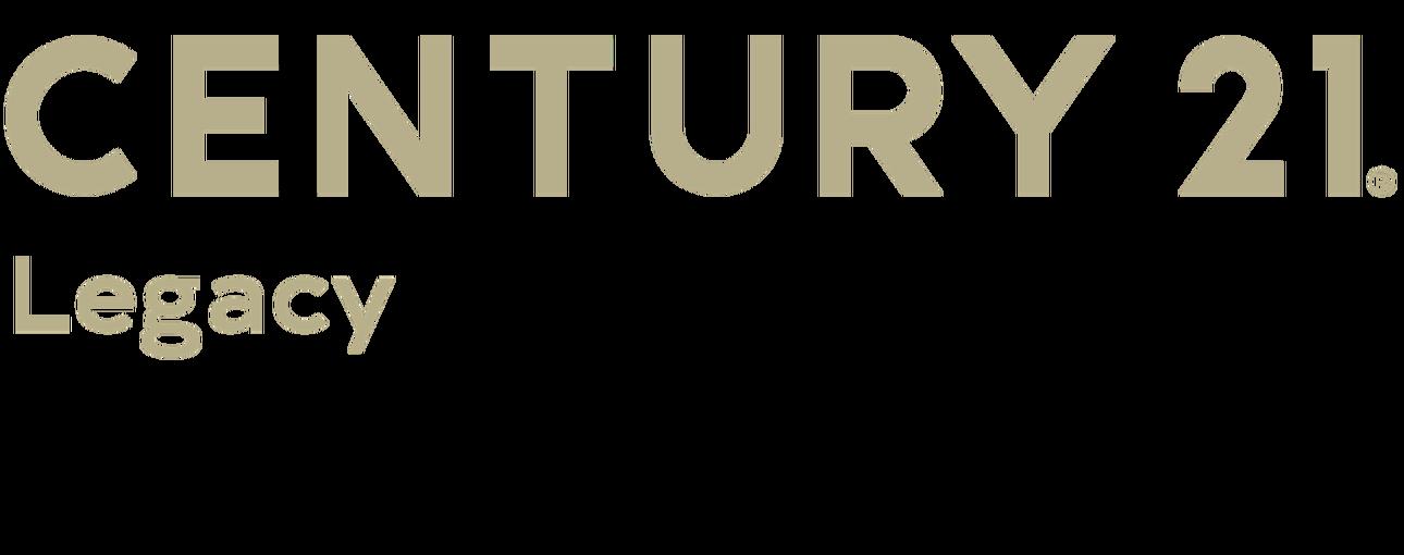 Megan Pierce of CENTURY 21 Legacy logo