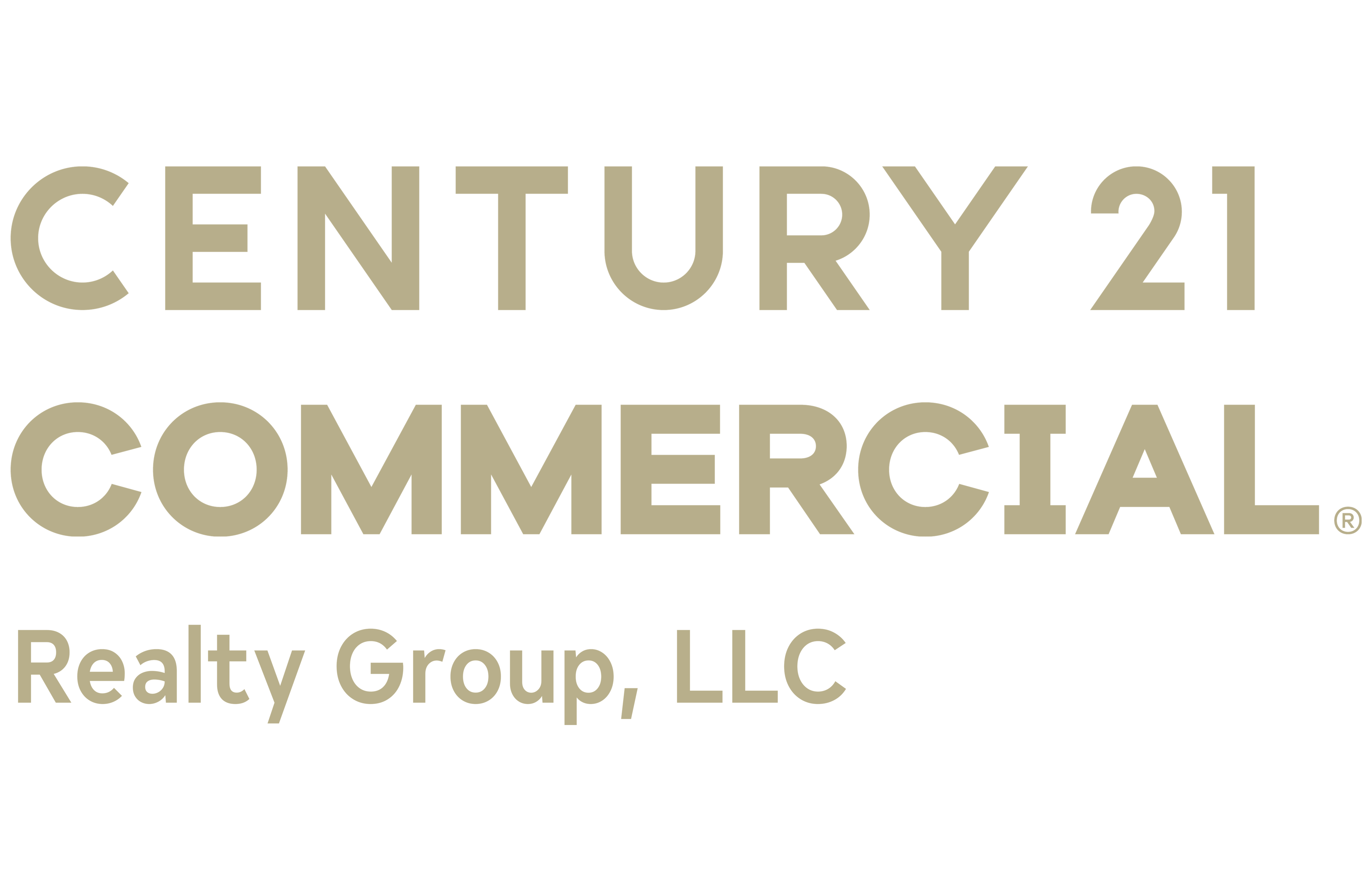 Rick Potter of CENTURY 21 Realty Group, LLC logo