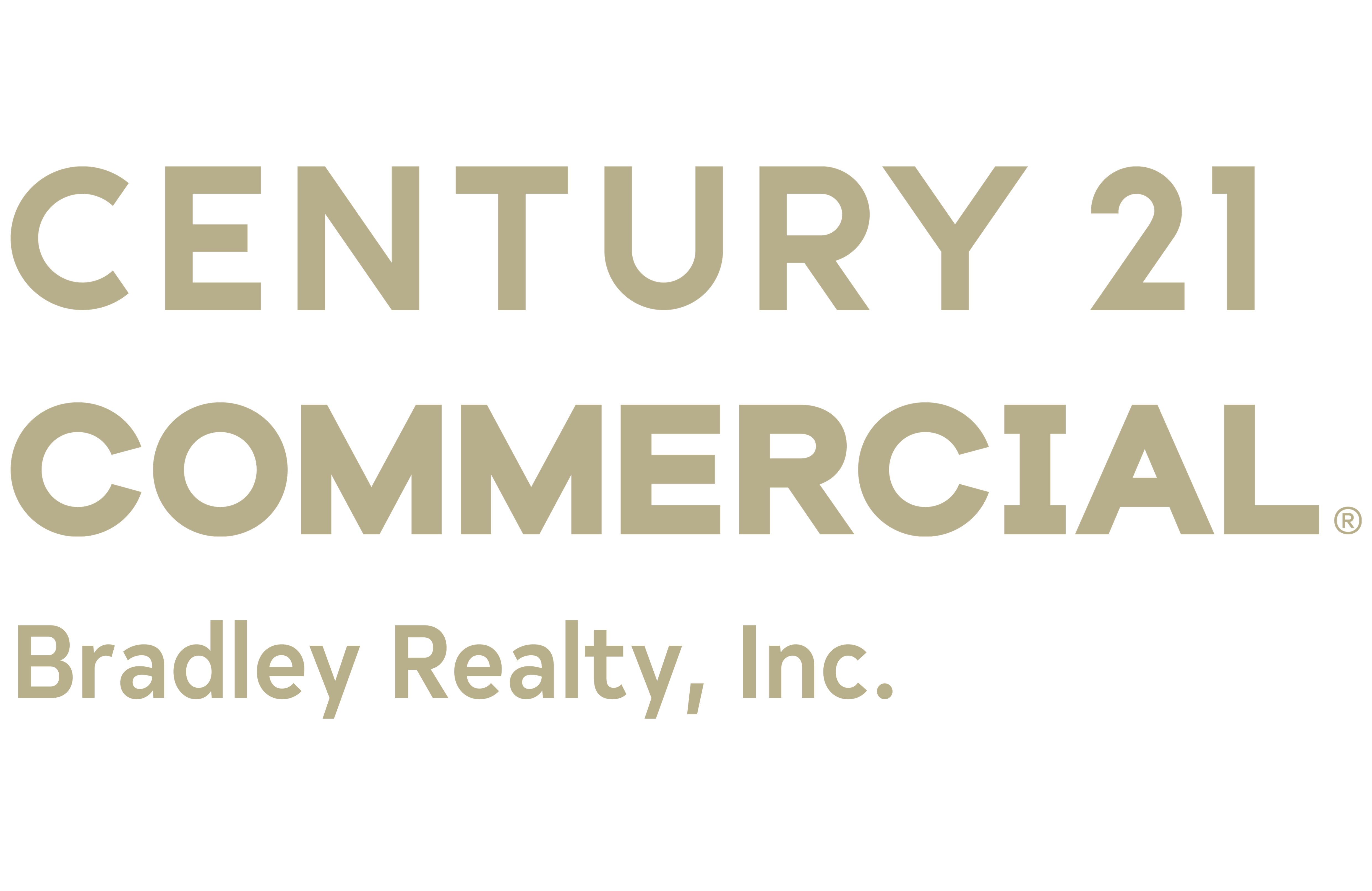 Worman Team of CENTURY 21 Bradley Realty, Inc. logo