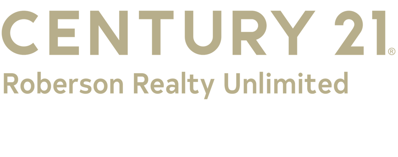 Everett Roberson of CENTURY 21 Roberson Realty Unlimited logo