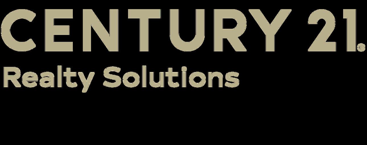Randi Presley of CENTURY 21 Realty Solutions logo