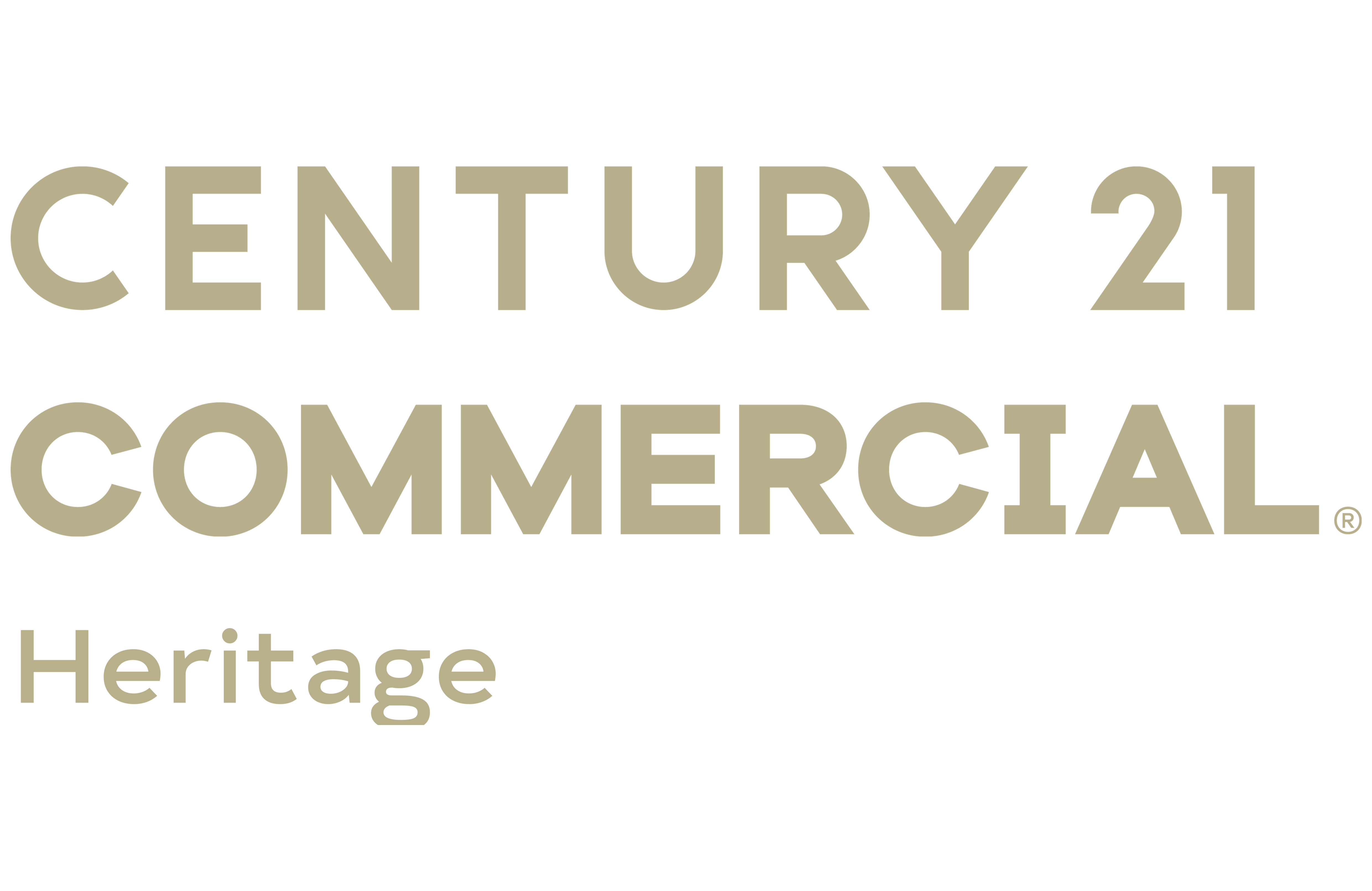 Cindy Bacon of CENTURY 21 Heritage logo
