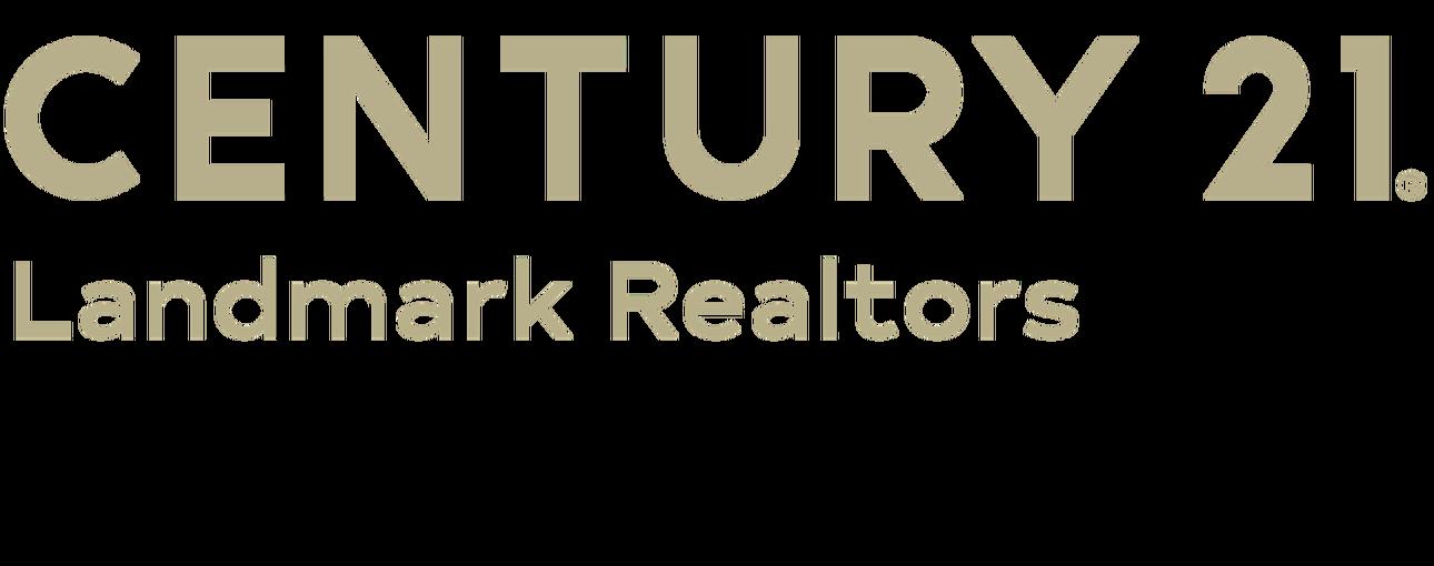 Ericka Mikkelson of CENTURY 21 Landmark Realtors logo